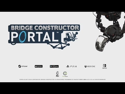 Portal and bridge building are a surprisingly great match