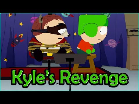Torture Cartman as Kyle - South Park The Fractured But Whole Game - All Choices |