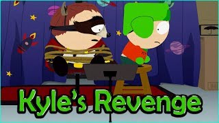 Torture Cartman as Kyle - South Park The Fractured But Whole Game - All Choices