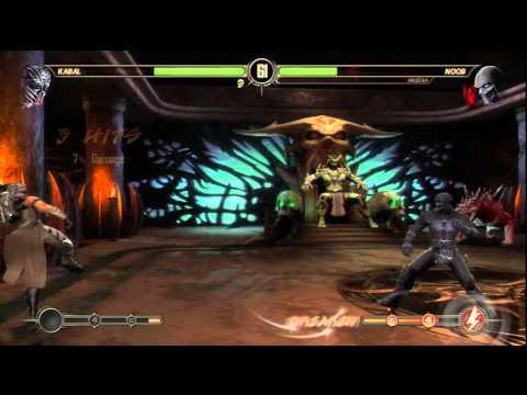 Mortal KOMBAT! Round 12 + 13 Police Brutality