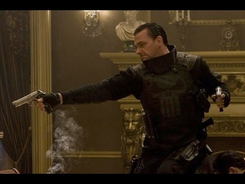 Punisher: War Zone (2008) - Ray Stevenson, Dominic West, Julie Benz