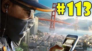 Watch Dogs 2 - Walkthrough - Part 113 - Stolen Signals | Permission Denied (PC HD) [1080p60FPS]