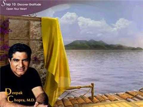 Gratitude Meditation – Relax with Deepak Chopra
