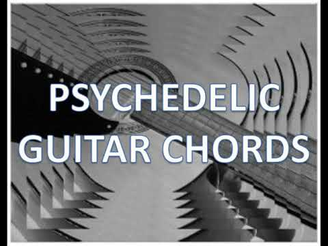 Psychedelic Guitar Chords Progression (Acoustic)