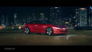 VW ID Vizzion 2018