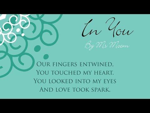 in you - wedding poem