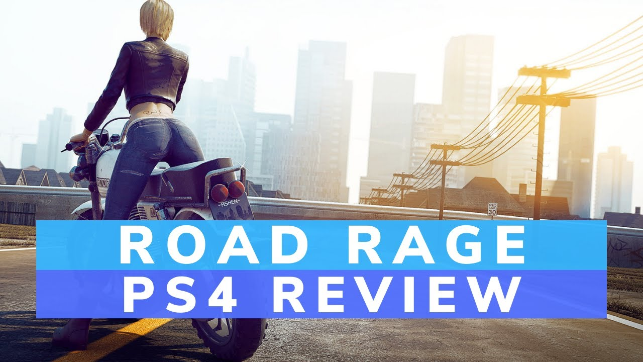 Road Rage PS4 Review