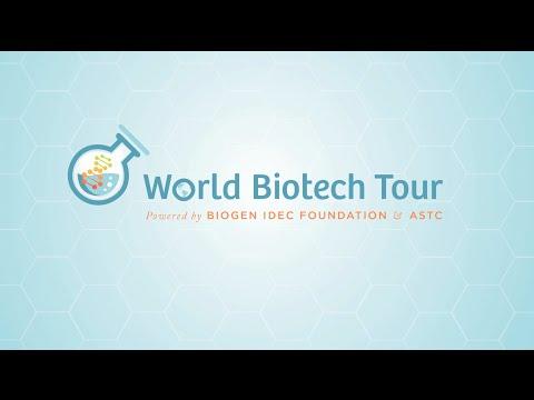 World Biotech Tour - subtitle