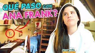 ASÍ VIVIÓ ANA FRANK EN EL HOLOCAUSTO! 😥 | Camila Guiribitey