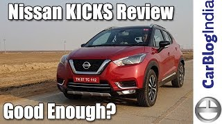 Nissan KICKS India Review- Most Detailed Test Drive Review