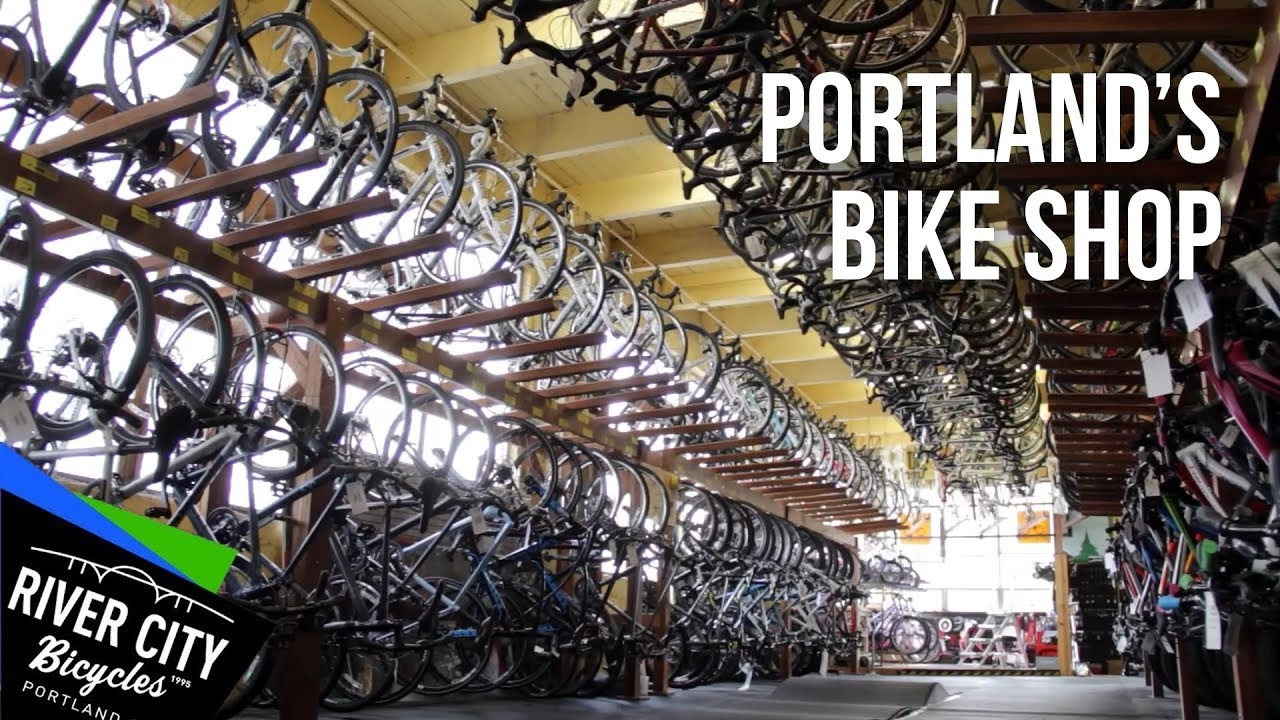 River City Bicycles Twenty Years In The Making