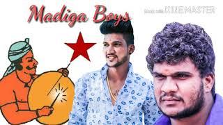 Download lagu Madiga Boys New Song is Madiga Boys Madiga From Nampally 2018 Song