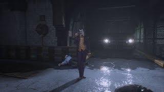 Batman: Arkham Knight - Joker skin over Harley Quinn (mesh swap mod)