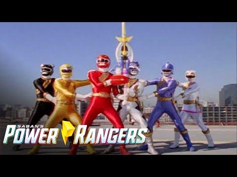 Power Rangers Wild Force Final Battle