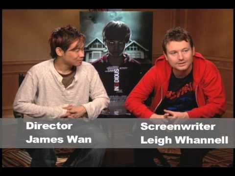 Insidious - Interview with Director James Wan & Writer Leigh Whannell