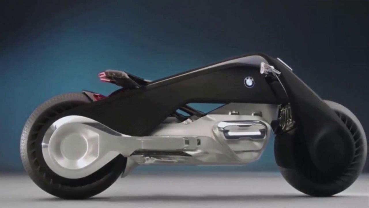 bmw a invent une nouvelle moto qui va vous permettre de conduire sans casque youtube. Black Bedroom Furniture Sets. Home Design Ideas