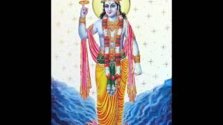 ACHARYAJI LORD VISHNU BHAJAN.wmv