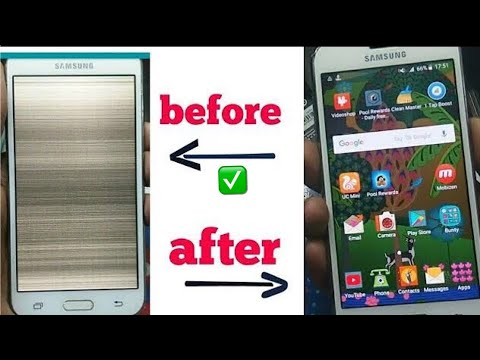 Mobile Info: Samsung Z3 Reset