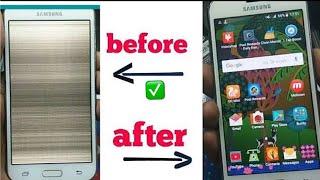 Samsung J2 display blinking problem solution. Display solution. Raju Rai Of You thumbnail