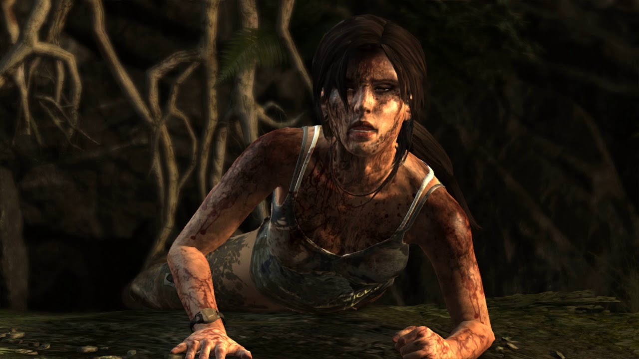 Tomb Raider 2008 Nude mod by ATL v3.3 pt1 - YouTube