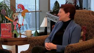 Dr Ryan Niemiec interviews Ruth Pearce, Author of Be a Project Motivator - Part 1