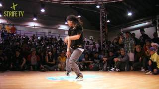Cricket vs Bonita | BGIRL | FINALS | W.O.D. 2010 (Pomona, CA)