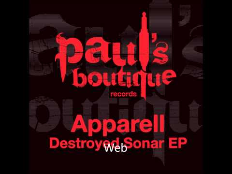 Apparell - Destroyed Sonar (Original Mix) PSB020