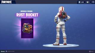 FORTNITE - France SEAU ROUILLÉ (FR) RETOUR BLING