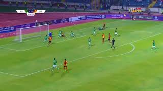 أهداف المباراة - الترجي - الاتحاد السكندري