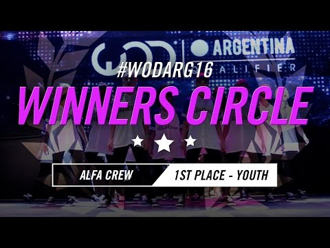 ALFA CREW | 1st Place – Youth Division | World of Dance Argentina Qualifier | #WODARG16