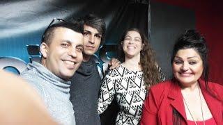 פאייאם פיילי משורר איראני ברדיו אורח שוחי באזאר 25.12.15- پیام فییلی  شوخی بازار رادیو ران