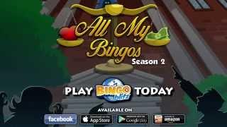 BINGO Blitz - All My Bingos Season 2 Trailer
