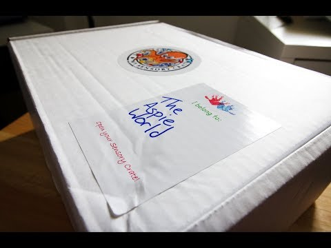 MY SENSORY CRATE UNBOXING - Sensory Box For Autism Review | The Aspie World