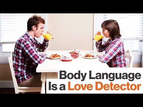 body language mirroring dating