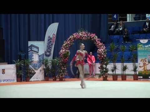 Denisa Mailat   ROU   Hoop   Irina Deleanu Cup 2017