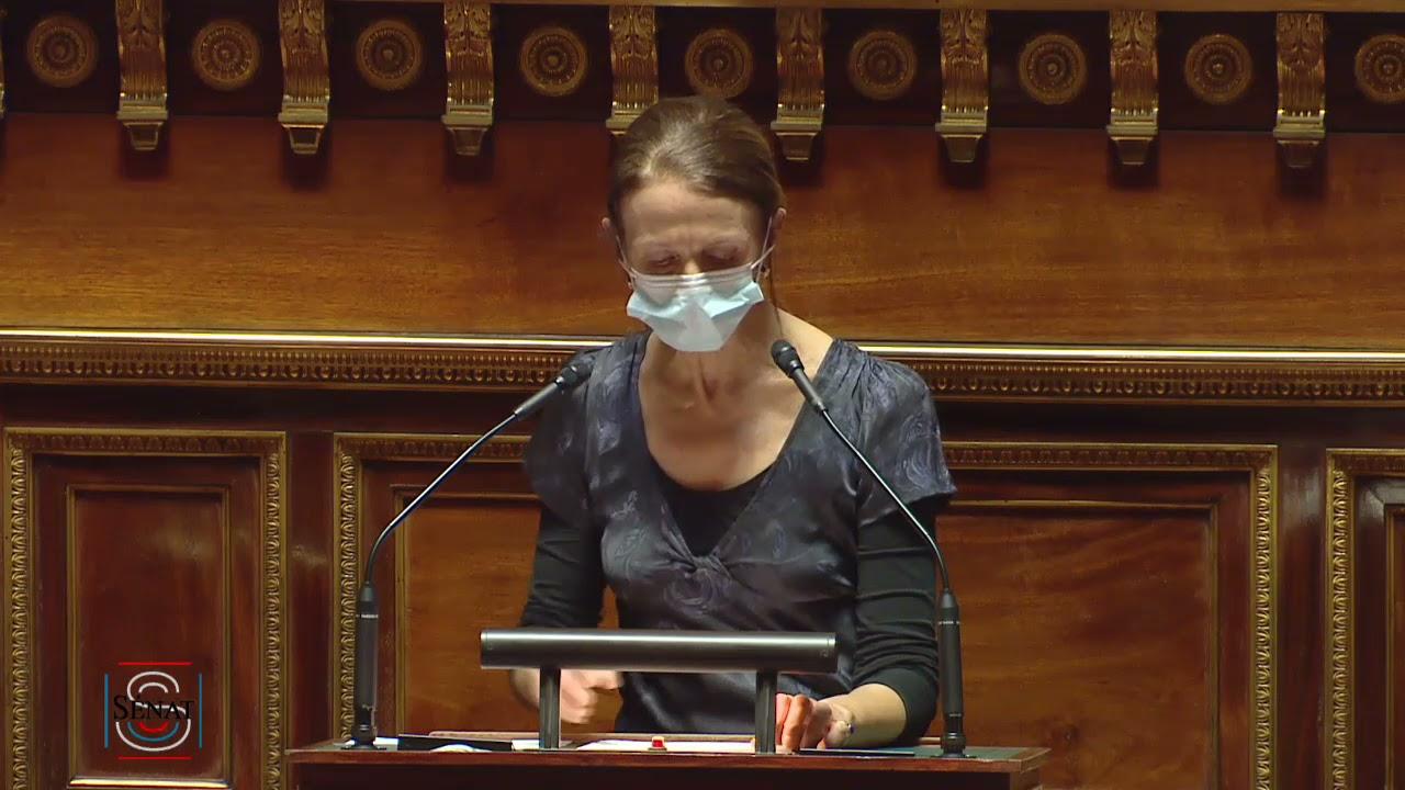 Vanina PAOLI-GAGIN : Nouvelle lecture - PPL visant à protéger les jeunes mineurs des crimes sexuels