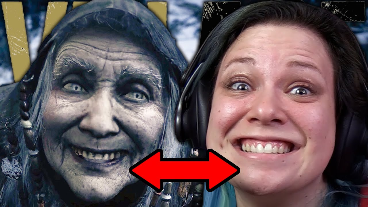 I found my twin [Resident Evil: Village #1]