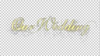 Свадебная надпись 1.1(англ яз)