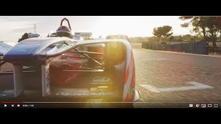 The Formula E Driving Experience for Battista Clients