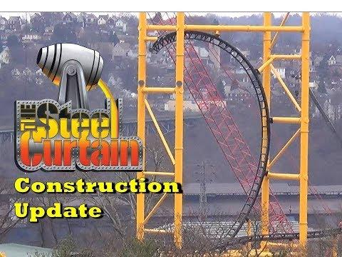 Steel Curtain Construction Update ~ 2/15/19