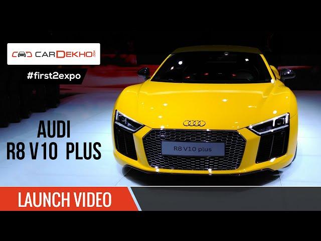 Audi R8 Price Images Review Specs