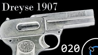 How it Works: German Dreyse 1907