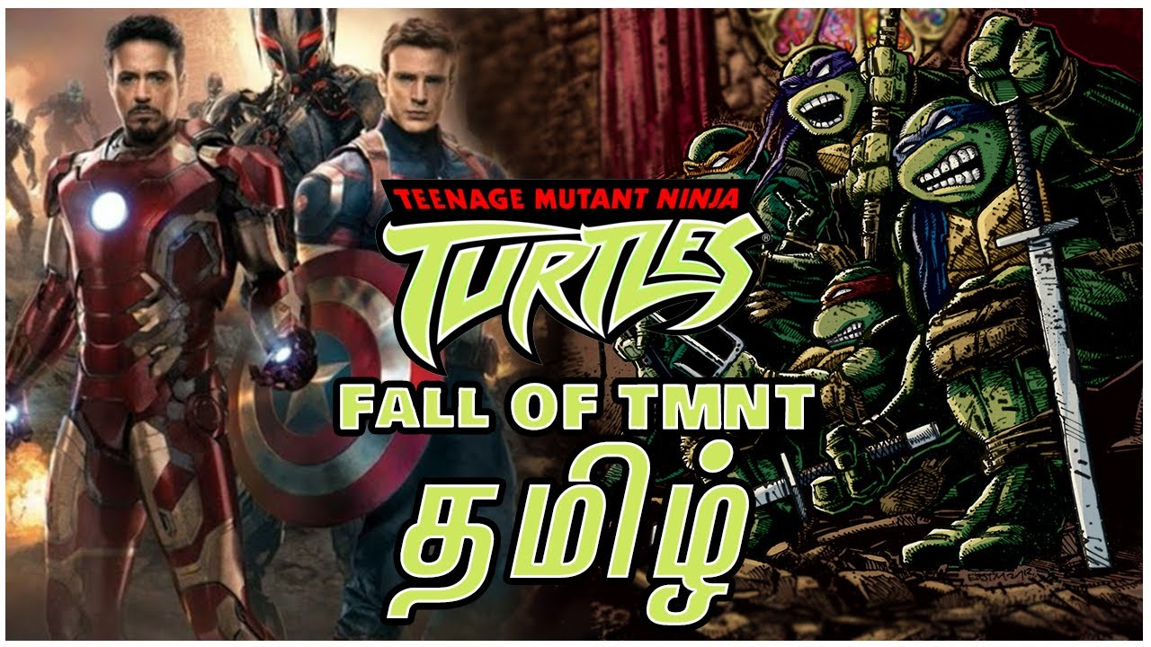 TMNT - The Rise and Fall of TMNT - தமிழ்