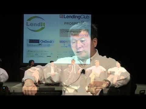Lendit 2014: Chinese P2P Lending Panel