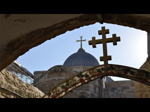 Exploring the Church of the Holy Sepulcher in Jerusalem