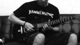Burgerkill - Under The Scars Cover By DoelztortioN