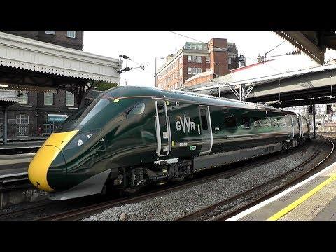 Class 800 InterCity Express Programme (IEP) First Day (updated version)