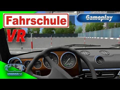 Fahrschule in VR - Lernt für eure Führerschein-Prüfung! City Car Driving [Gameplay][Virtual Reality]