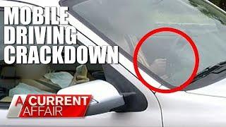 Mobile Phone Driver Crackdown | A Current Affair Australia