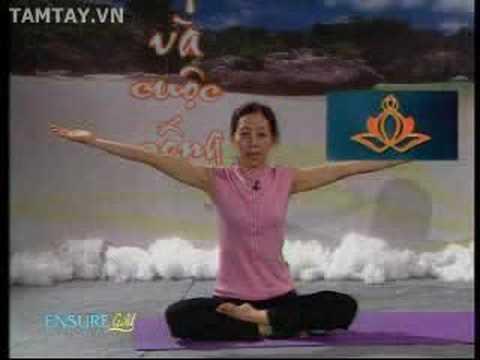 Tập YOGA Qua Video Hình Ảnh